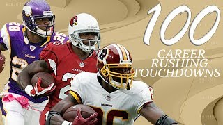 All 100 Career Rushing Touchdowns by Adrian Peterson!
