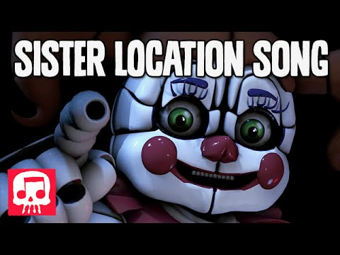 "Thumbnail: FNAF SISTER LOCATION Song by JT Machinima - ""Join Us For A Bite"" [SFM]"