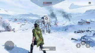 Star Wars Battlefront II - Galactic Assault - Leah 03 (26 kills) - PS4