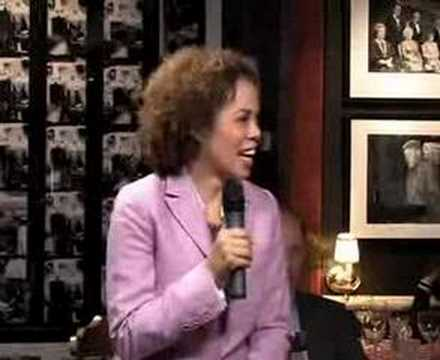 Amy Holmes Pt. 4 - The Q&A Cafe with Carol Joynt