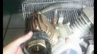 Taller -- Reparación de Compresor (Falla Válvula)