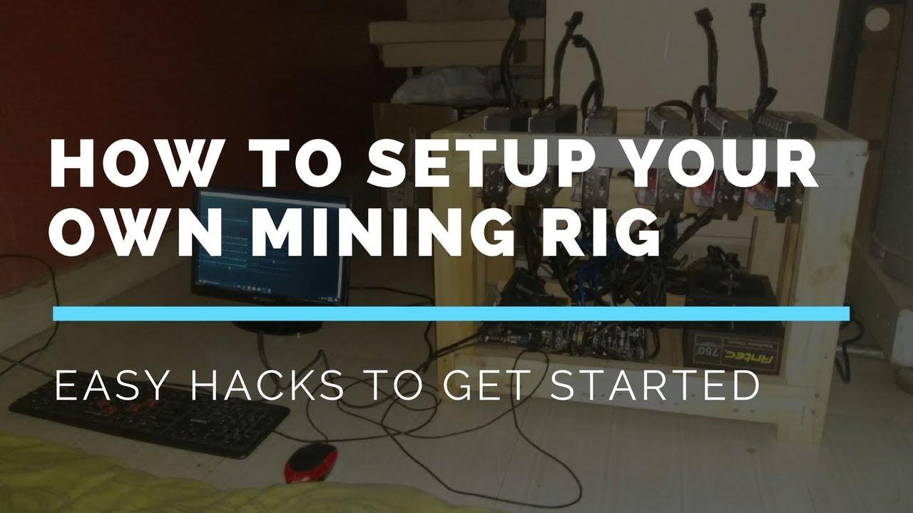 ethereum mining tutorial