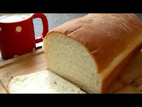 How To Make A Super Soft Milk Bread Loaf