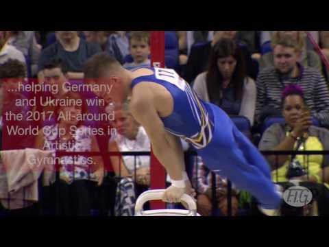 2017 iPro Sport World Cup of Gymnastics highlights