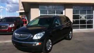 Used 2011 Buick Enclave for Sale in Alberta | Davis GMC Buick