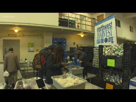 Food bank donations needed amid government shutdown