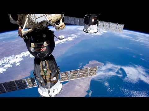 [HD] EPIC ISS orbit timelapse compilation 2K17!