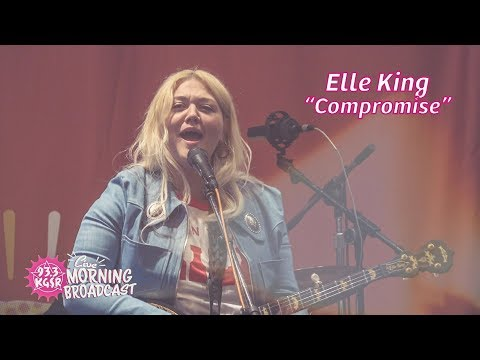 "Elle King ""Compromise"" LIVE during SXSW 2018 