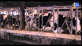 AGRICULTURE : UNE AUBOISE AU SALON