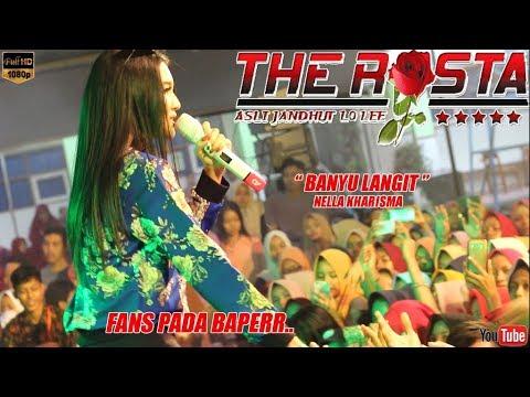 BANYU LANGIT ~ NELLA KHARISMA ~ THE ROSTA LIVE SMAN 1 PARE 2018 [music Video]