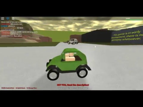 ROBLOX Rally Racing