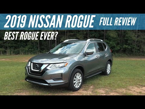 2019 Nissan Rogue SV - Review
