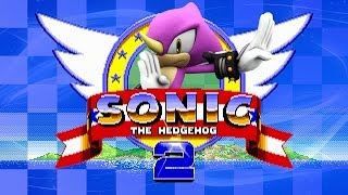 Espio in Sonic the Hedgehog 2 - Walkthrough