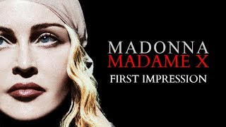 "Baixar ""Madame X"" (Deluxe) - Madonna 