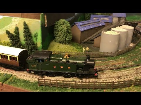 Tadworth Model Railway Exhibition by the North Downs Model Railway Circle 17th March 2018