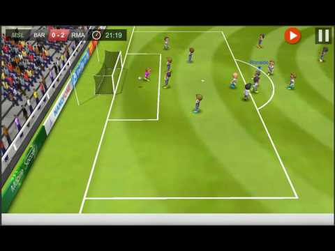 Mobile Soccer League 1