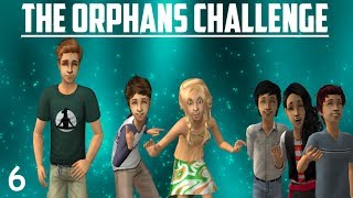 The Sims 2: Orphans Challenge - Sandra the Skank - (Part 6) w/Commentary