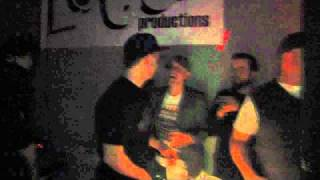 Johnny Fiasco Live @ Locol Productions 1 Year Anniversary Dec 18th 2010