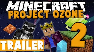 Minecraft Project Ozone 2 Series Reveal Trailer