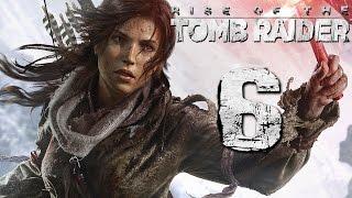Прохождение Rise of the Tomb Raider Часть 6 Древняя Гробница с Цистерной