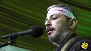 """فيك يا خميني - الرادود عامر كسرواني """"ابو حمزة"""" - الليلة الثالثة"""