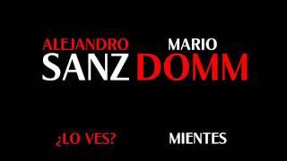 Alejandro Sanz Ft Mario Domm - Lo Ves-Mientes[En Vivo] By kamala.wmv