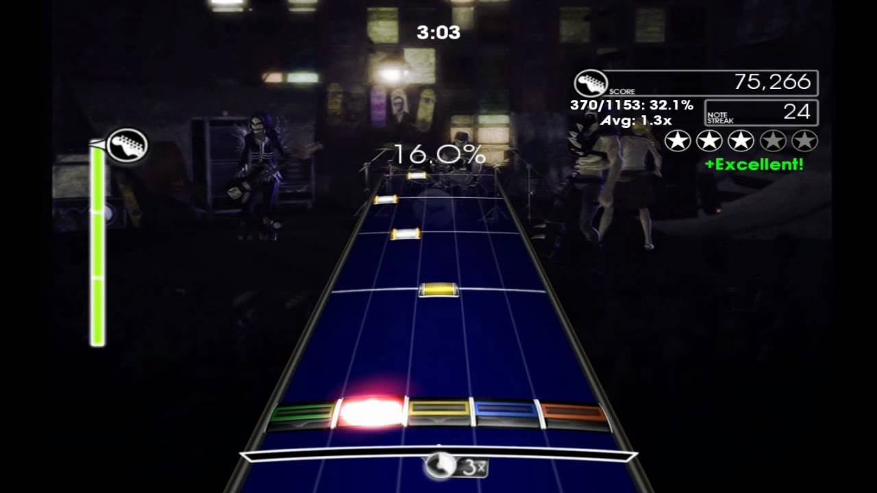 canciones de guitar hero 3 frets on fire