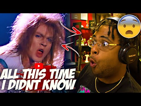 IS HE CRAZY? | Rap Fan Reacts To Guns N' Roses – Welcome To The Jungle