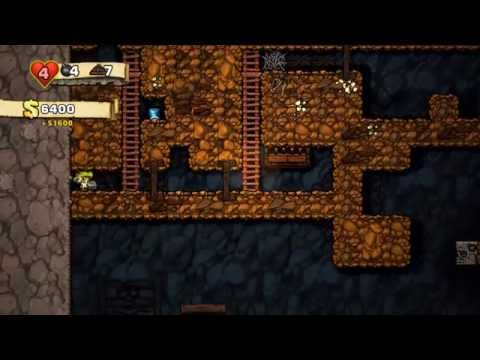 Spelunky Tips For ZeNightmare1001 and Others Getting Started