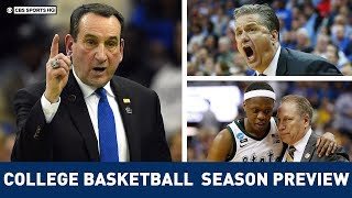 College Basketball Season Preview, Predictions 2019 20: Michigan State Will Win Title |cbs Sports Hq