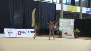 Gabriela Pereira/Matilde Couto/Mariana Pereira (ACM) - Campeonato Nacional 2015