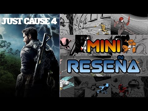 Mini Reseña Just Cause 4 | 3GB
