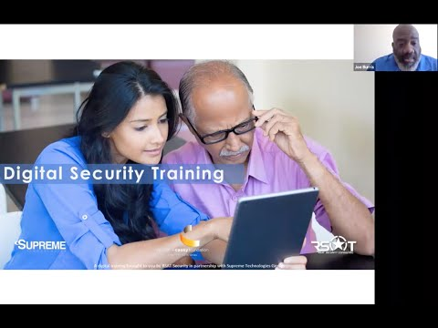 Responsible Use Of Information - Webinar 2 With Supreme Technology And RSAT