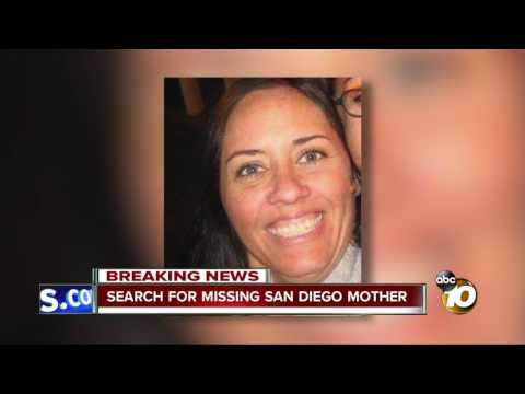 Search for missing San Diego mother