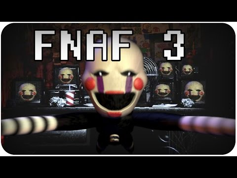 NIGHT 1 - Five Nights At Freddy's 3 (Fan-Made Game)