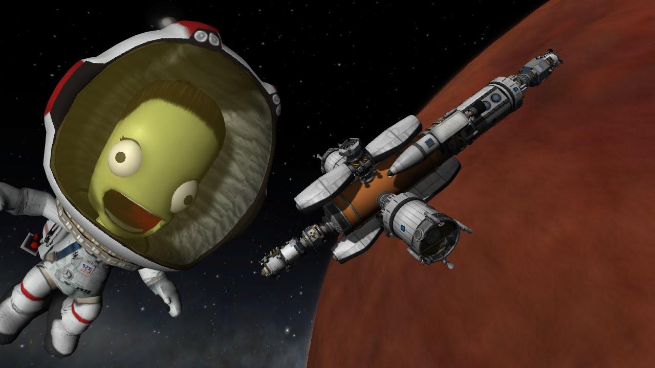 kerbal space program duna base - photo #30