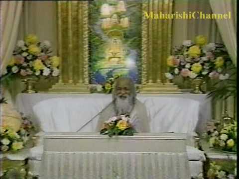 How much money do you have, Maharishi Mahesh Yogi?  January 24, 1985, Washington, D.C.