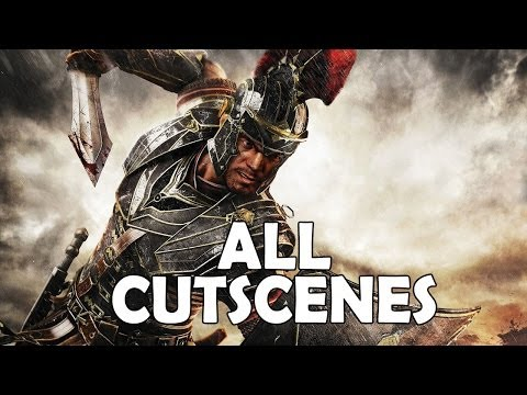 Ryse: Son of Rome - All Cutscenes (HD)