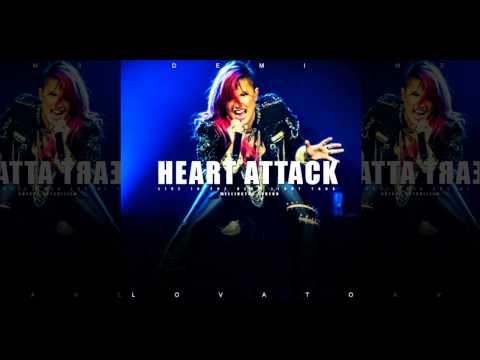 Demi Lovato - Heart Attack Live From The Neon Lights Tour - (Áudio)