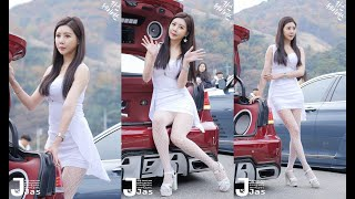 진주 Model #1 VIP코리아매거진모터쇼2019 b…