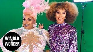 Behind The Scenes: Wait, What? with Jaidynn Diore Fierce and Kimora Blac