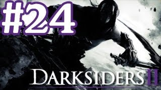 Darksiders 2 Gameplay Walkthrough Part 24 With Commentary - Ship Of Despair