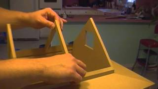 Building A Dollhouse Shell Kit, Part 4