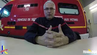 Formation chef d'agrès- chef d'équipe Pompiers du SDIS 26 -épisode 1-
