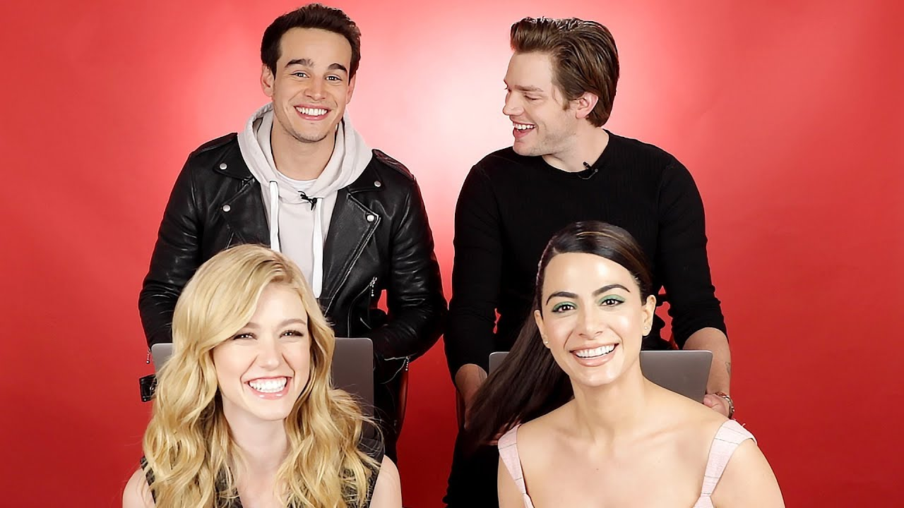 """Download The Cast Of """"Shadowhunters"""" Discover Which Character They Really Are"""