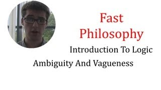 01x02 - Ambiguity And Vagueness