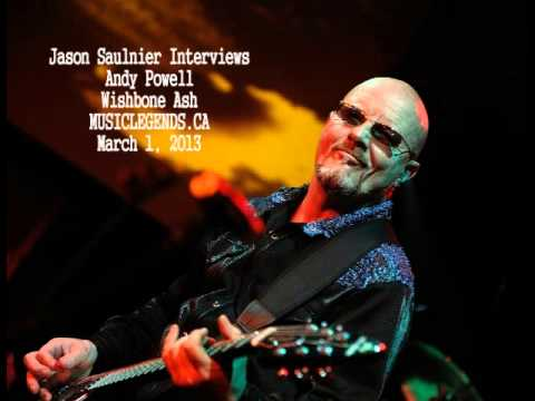 Andy Powell Interview - Wishbone Ash
