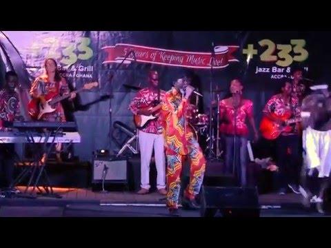 Papa Chris & BIBIBA Reggae Session@Club+233