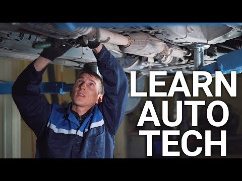 Montgomery College's Automotive Technology Program