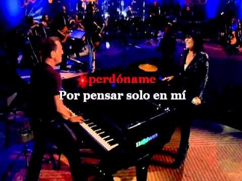 Franco de Vita & Alejandra Guzmán  Tan solo tú con letra